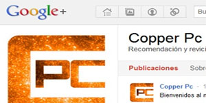 copperpc google plus