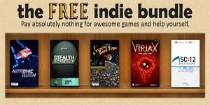 free indie bundle game