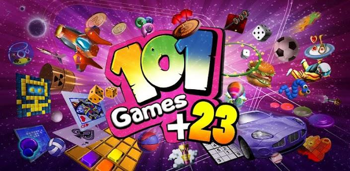 101 mas 23 juegos android