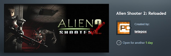 Alien Shooter 2 Reloaded steam gifts copperpc