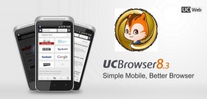navegador movil UC browser
