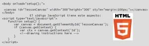 codigo canvas html5