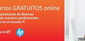seminarios gratis HP IT