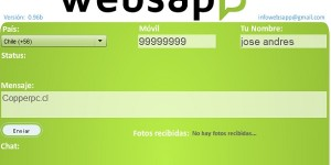 Websapp Whatsapp para PC