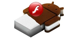 flash android 4