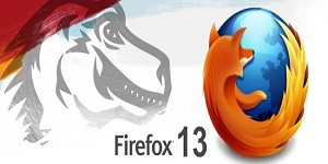 firefox 13