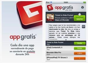 Appgratis iphone ipad ipod